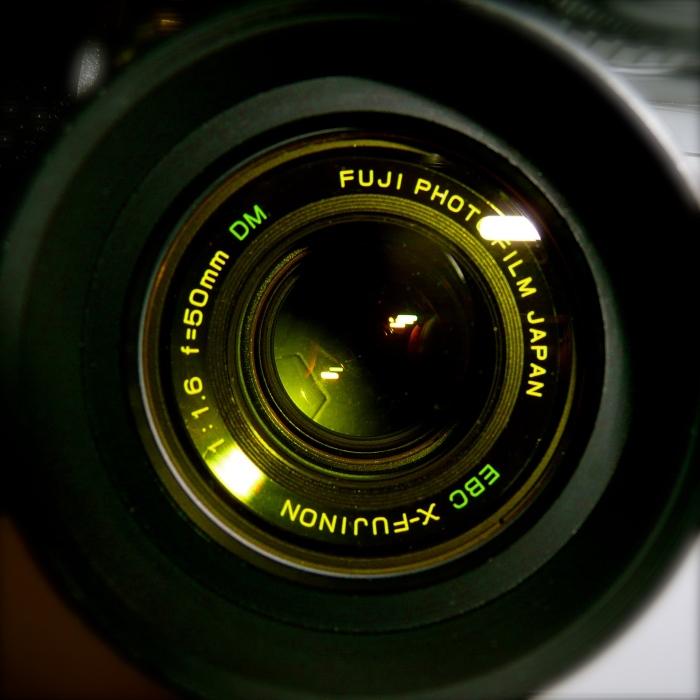 Fujinon 50mm f1.6