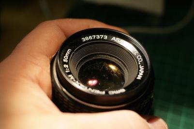 Fungus The Bogey Lens