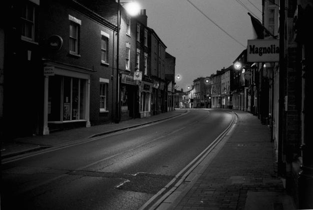 Empty Street of The Mind