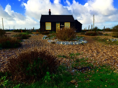 Derek Jarman's Cottage - He Knew The 10000 Hour Rule