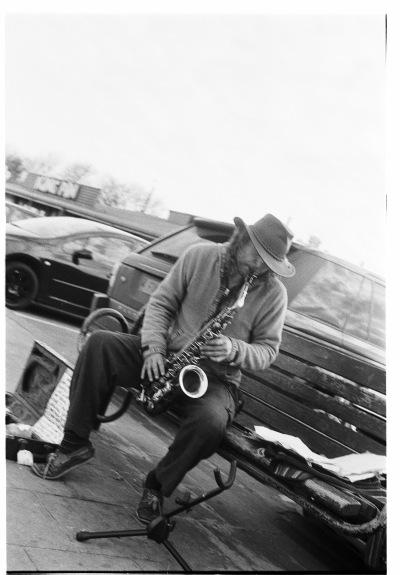 Sax Blower