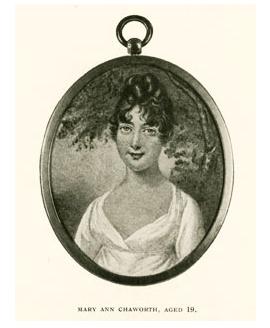 Mary Ann Chaworth