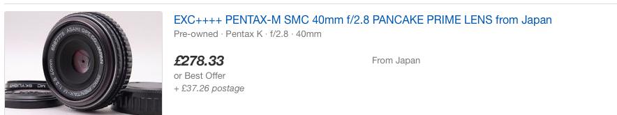 Pentax MV Compact SLR