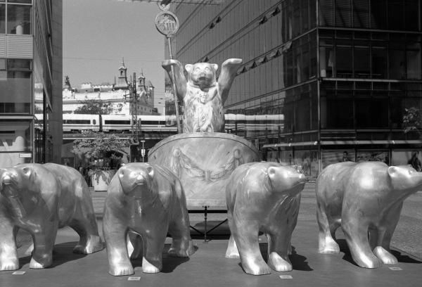 Berlin Bear One