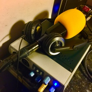 Microphone and USB Interface