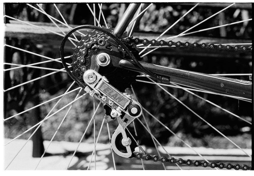 Gears: Ian Timothy